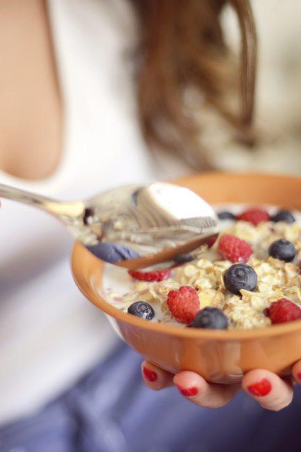 Big Breakfast Diet Aids Weight loss