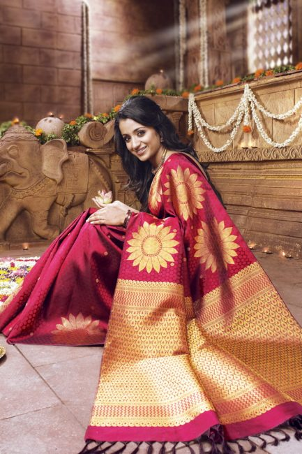 5 Universal Styles Of Draping A Saree