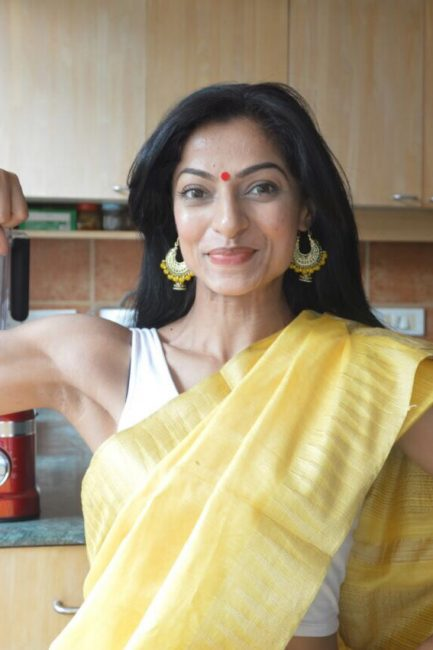 Vegan Weight Loss Expert Nidhi Mohan Kamal Shares Her Fitness Inspiration