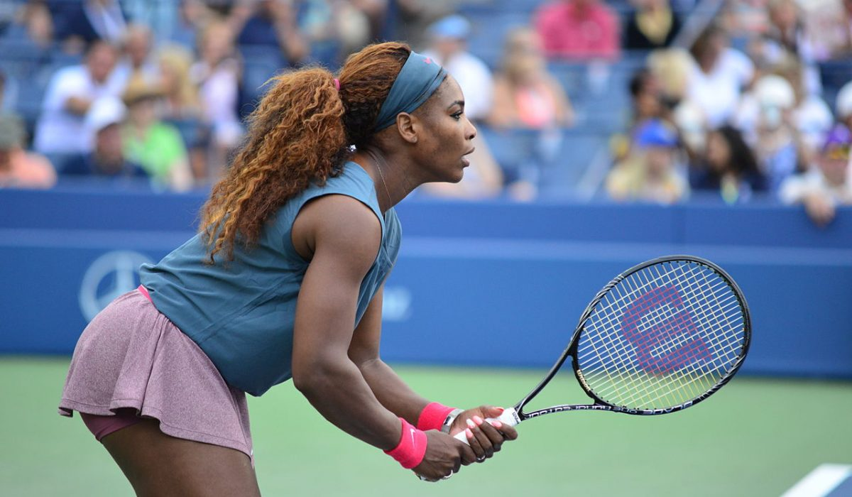 How New Mom Serena Williams Stays In Shape