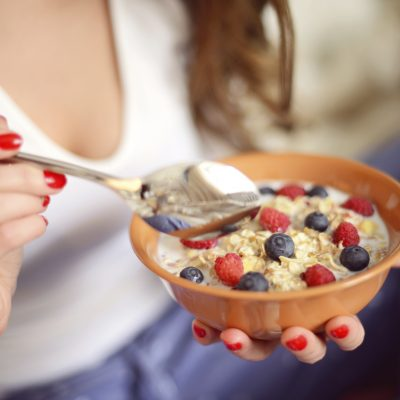 Big Breakfast Diet Aids Weight loss
