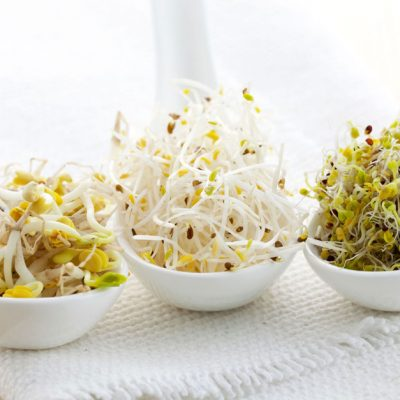 Eating Raw Sprout: Benefits & Risks