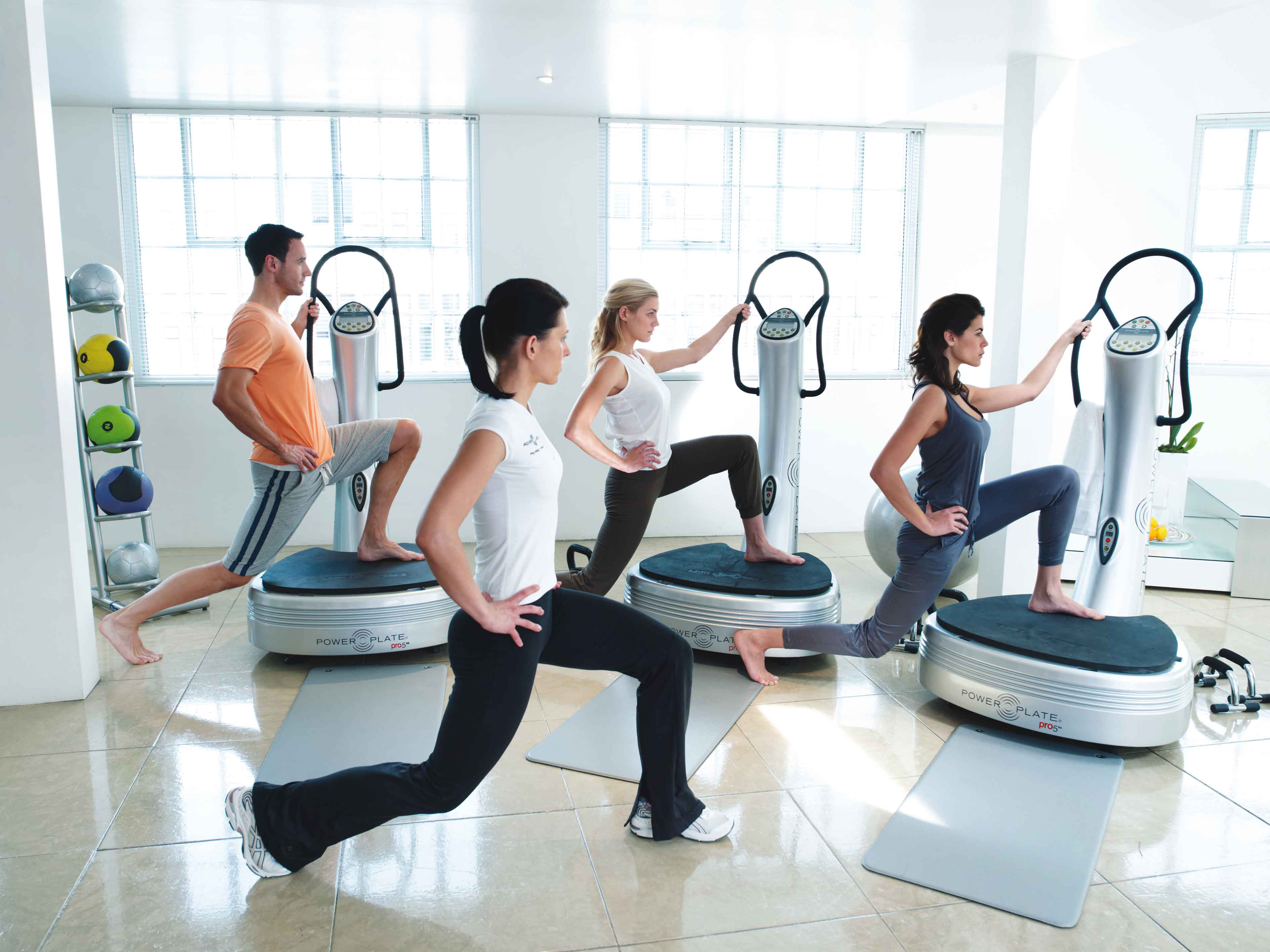 Vibration Plate exerciser: effective for Weight Loss ...