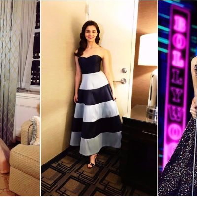 Alia Bhatt Rules IIFA 2017 As The Best-Dressed Celebrity