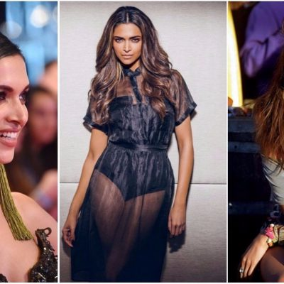 Evolution Of Deepika Padukone's Hairstyles Over The Years