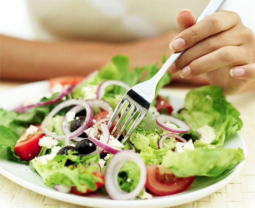 Сбалансированное питаниедля похудения меню