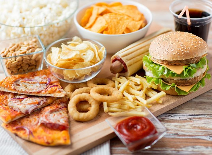 how junk food diet can damage your body