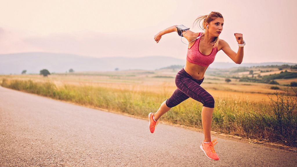 Sprinting: a Great Tool in Fat loss - Women Fitness Org