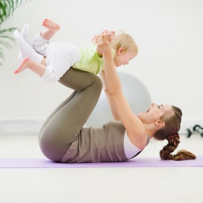 Post Pregnancy Core building Exercises