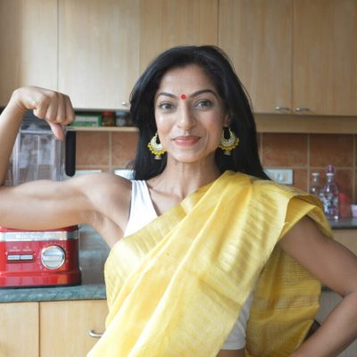Vegan Weight Loss Expert Nidhi Mohan Kamal Shares Her Fitness Inspiration