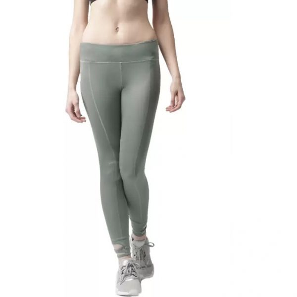 2Go Solid Women's Grey Tights