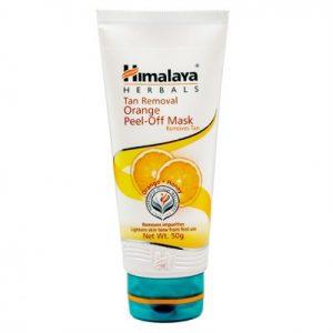 Himalaya Tan Removal Orange Peel Off Mask  (100 g)