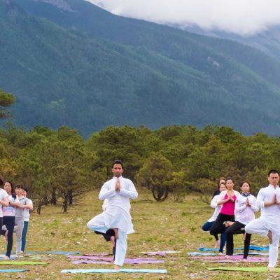 5 Yoga Retreats In Rishikesh