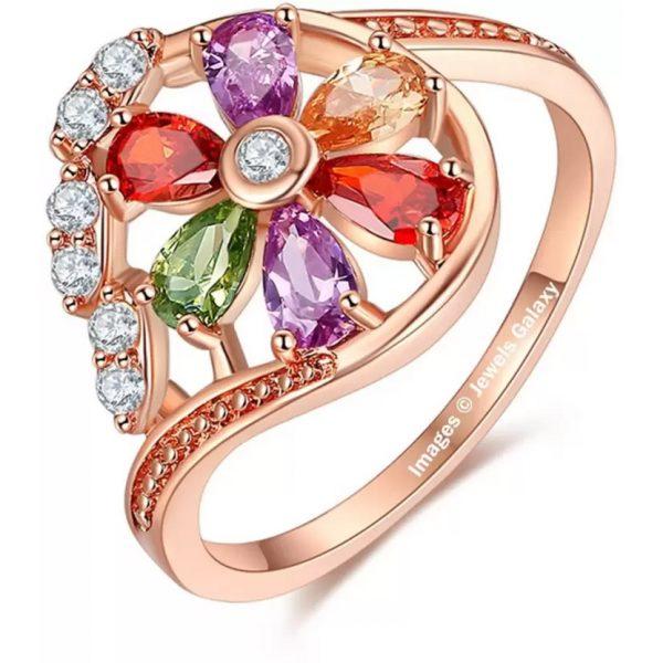 Jewels Galaxy Luxuria Alloy Swarovski