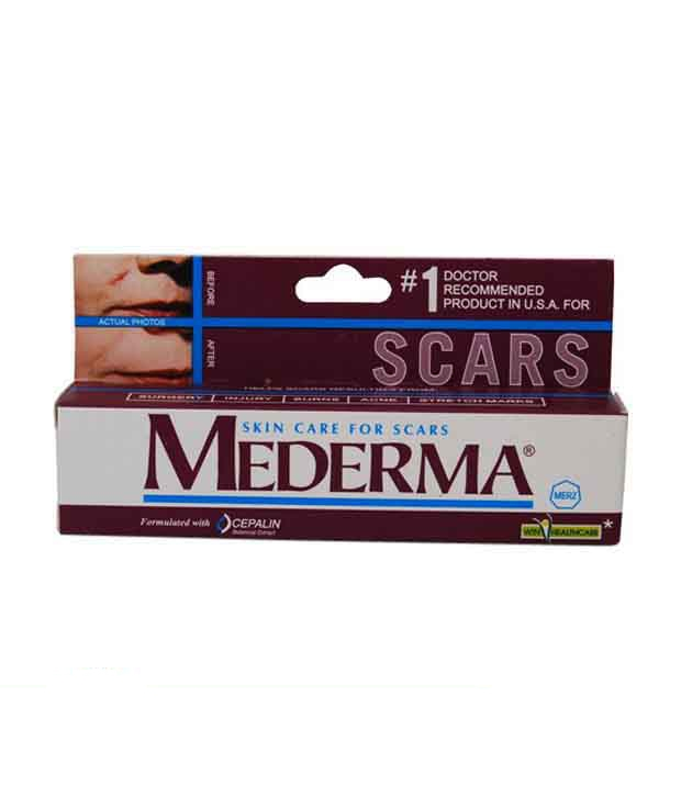 Mederma Skin Care Cream For Scars 10 G Women Fitness Org