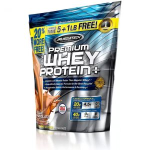 Muscletech Premium 100% Whey Protein  (2.72 kg, Deluxe Chocolate)