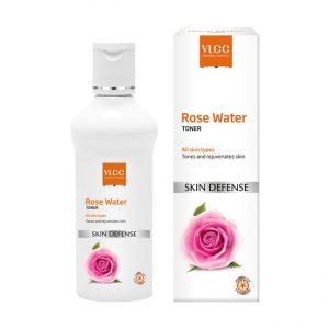 VLCC Rose Water Toner  (100 ml)