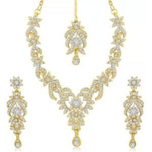Sukkhi Zinc Jewel Set