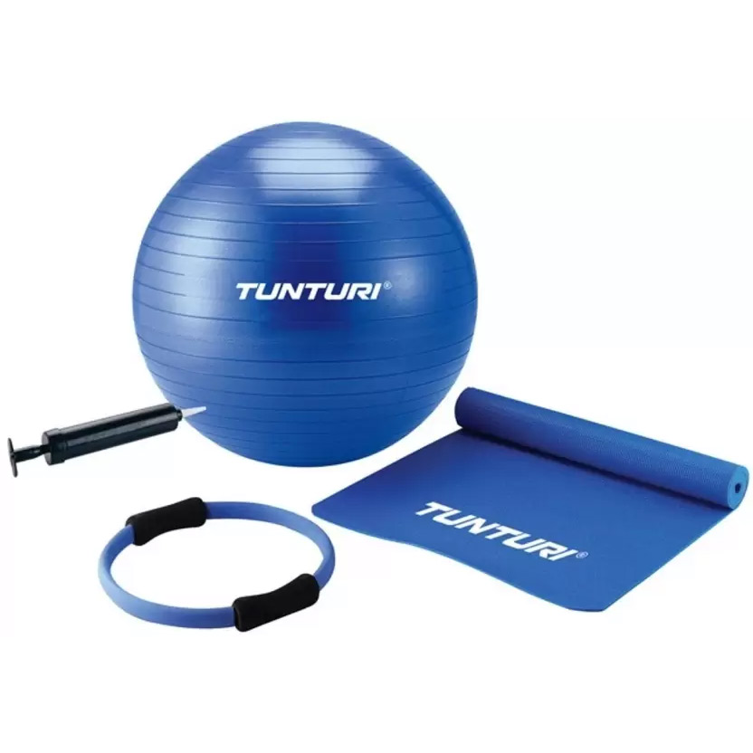 Tunturi Pilates Gym Amp Fitness Kit Women Fitness Org