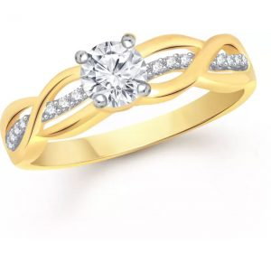 VK Jewels Luminous Solitaire