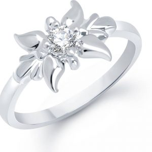 VK Jewels Lily Flower Alloy