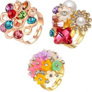 Jewels Galaxy Luxuria Copper Crystal 24K