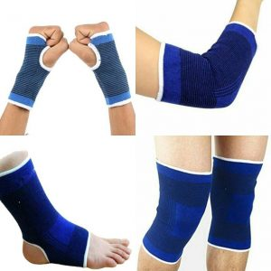 shoopers Combo of knee Palm, Elbow & Ankle Support