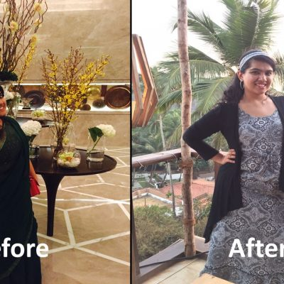 Story 4: Fitness App Co-Founder Arushi Verma Reveals The Changes She Made To Lose 16 Kgs!