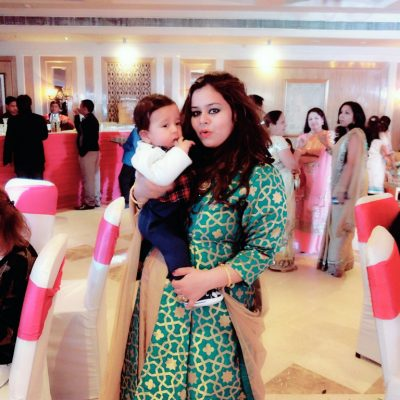 Story 6: Mehak Bansal Lost Her Pregnancy Weight Over A Short Span Of 11 Months!