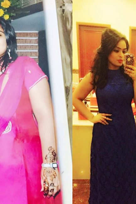 Story 3: Mona Jaswani Works Out Towards Her Fitness Goals!