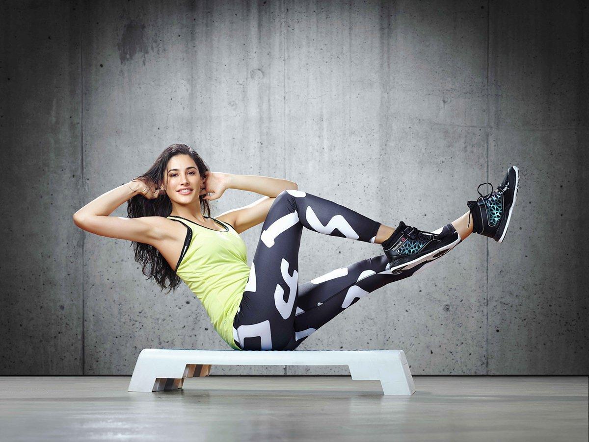 Nargis Fakhri fitness