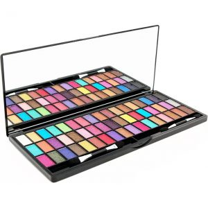 Glam 21 PERFECT 51 IN 1 EYESHADOW 46 g  (glam pink)