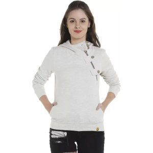 Campus Sutra Full Sleeve Solid Women's
