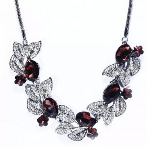 Diana Korr DKJ-N53 Crystal Alloy Necklace