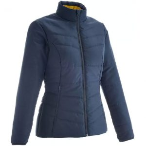 Quechua by Decathlon Full Sleeve Solid Women's Jacket