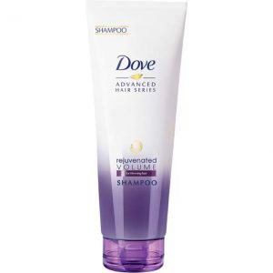 Dove Rejuvenated Volume Shampoo  (240 ml)