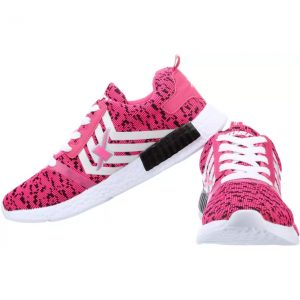 Sparx Running Shoes  (Pink, White)