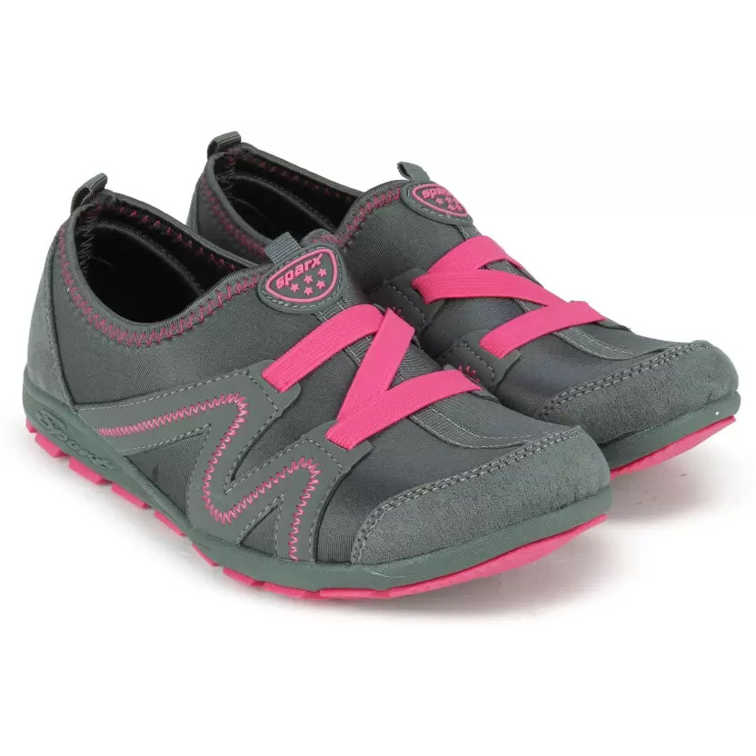 Sparx Grey Running Shoes