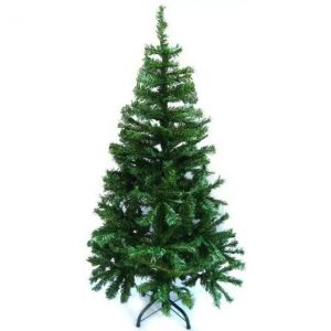 Splendura Pine Artificial Christmas Tree  (Green)