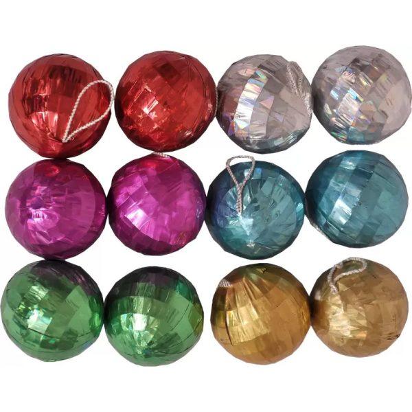 Indigo Creatives Xmas Tree Ball Decoration Small