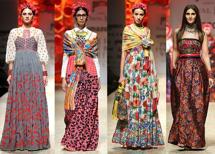 Long dress fashion 2018