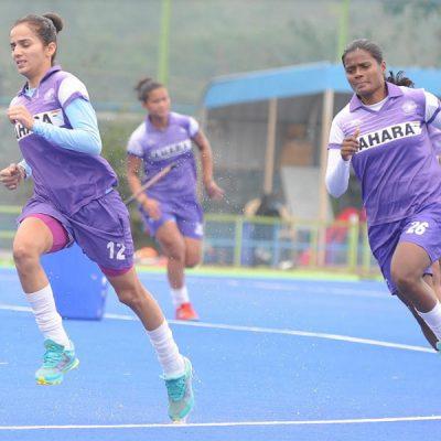 Indian Women's Hockey Players Acing The Yo-Yo Test