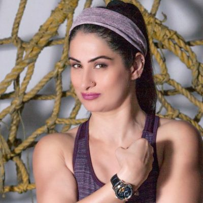 Fitness Athlete and Model Jinnie Gogia Chugh Is Changing The Indian Fitness Scene!