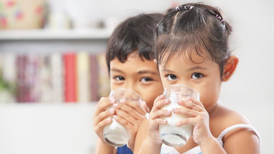 Recent survey reveals: Girls get fewer proteins than boys