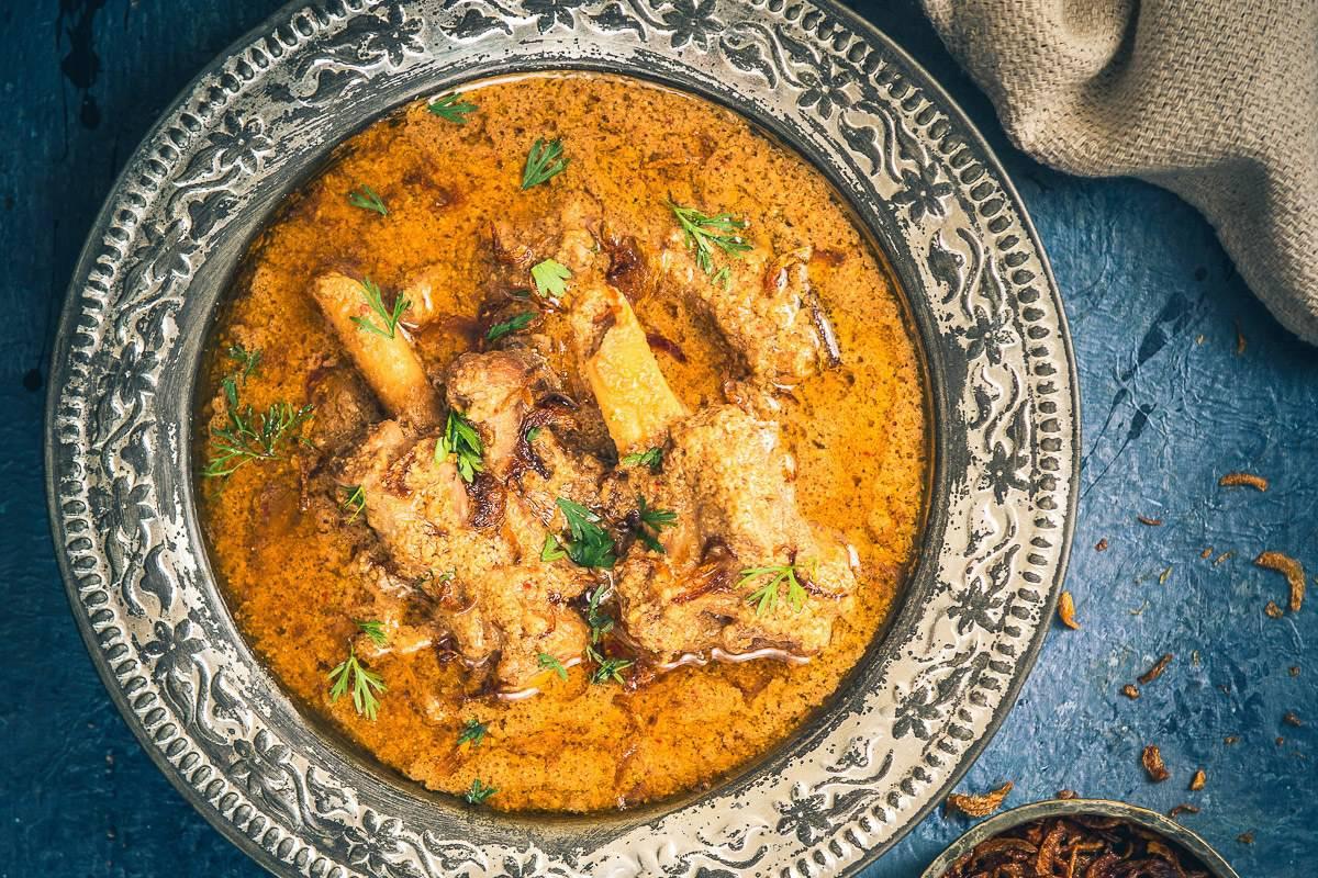 Mughlai Mutton Stew