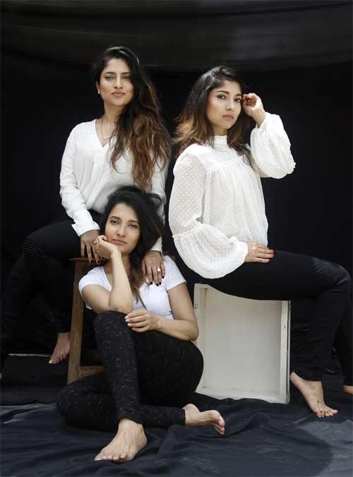 Radhika, Jagriti and Deepika Choudhary, Skin yoga