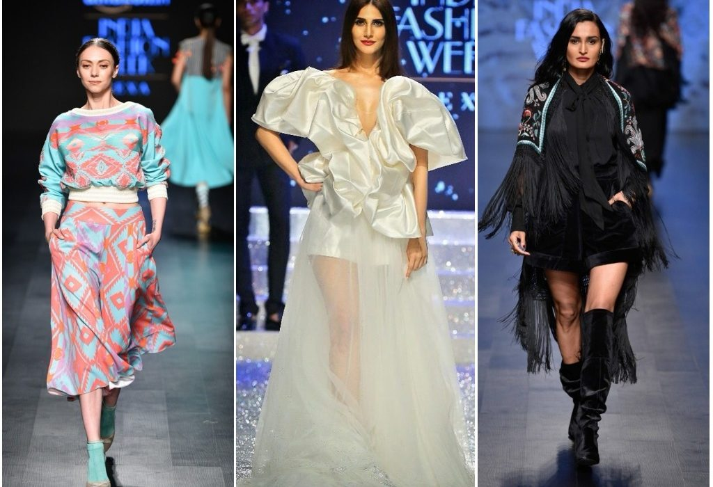 Our Favorite Picks From 2018 Amazon India Fashion Week Autumn/Winter Collection