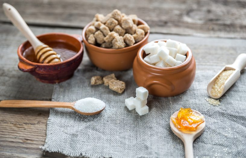 Healthy Substitutes of Sugar