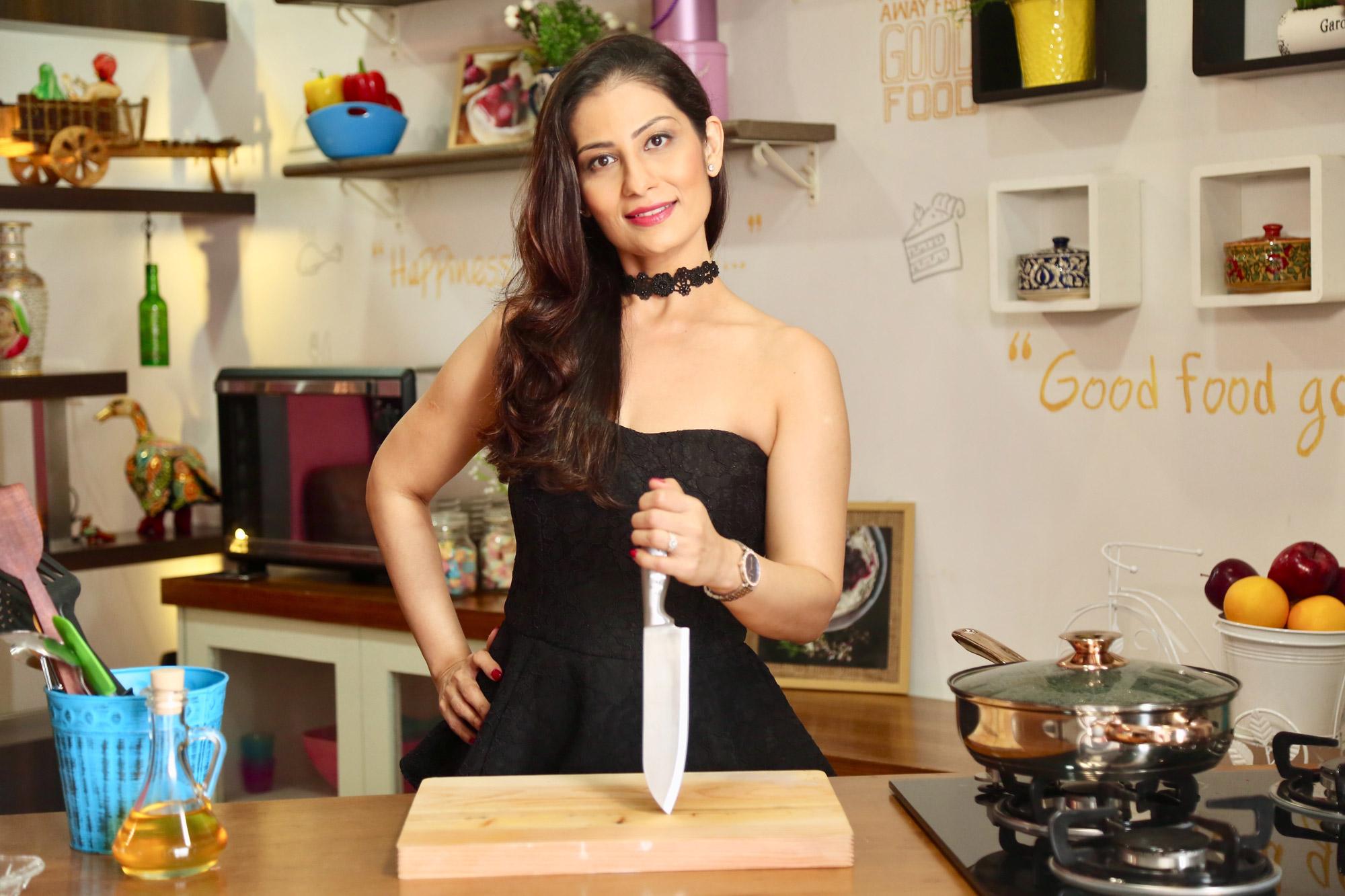 Chef Meghna