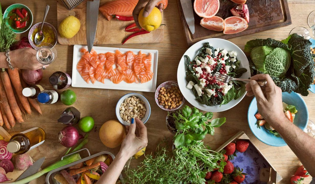 Cancer Fighting Meal Plans